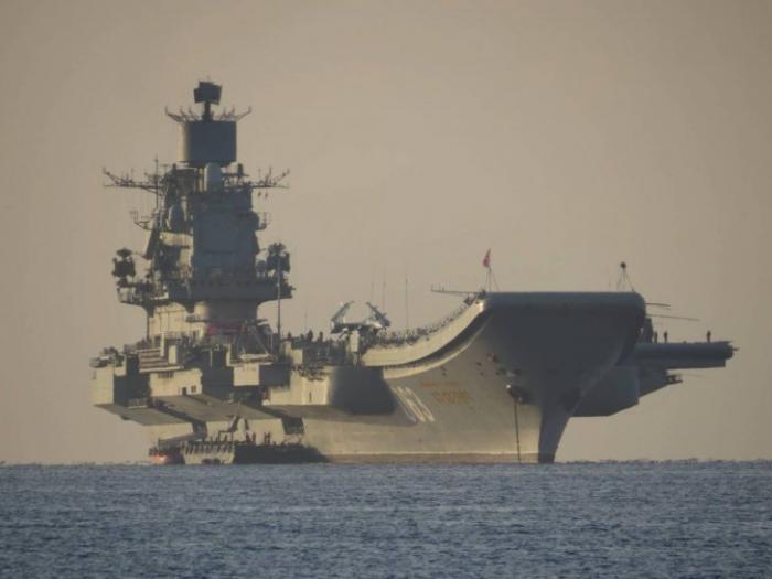 «Адмирал Кузнецов» может потопить одним залпом целый вражеский флот