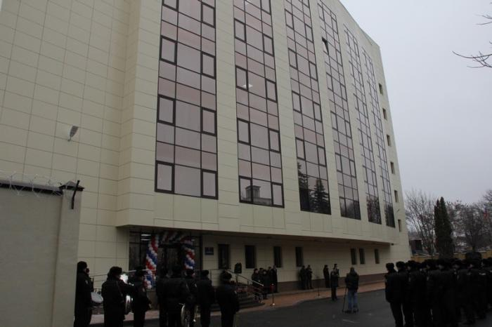 В Ставропольском крае открыли новое здание Отдела МВД России по городу Ессентуки