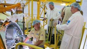 Биоспутник Фотон-М с космическим зоопарком запущен с Байконура