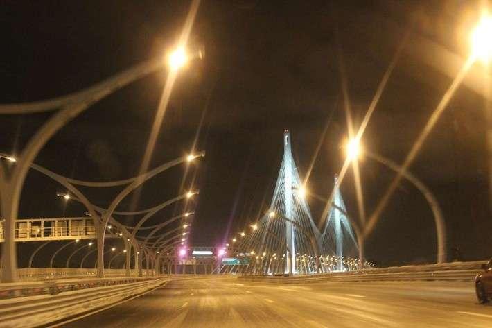 Санкт-Петербург: ЗСД открыт для движения всем желающим!
