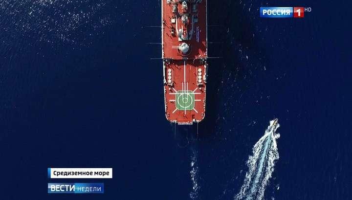Российская авиация тщательно следит за порядком в Сирии