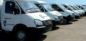 Горьковский автозавод поставил компании «Ростелеком» 315 полноприводных автомобилей