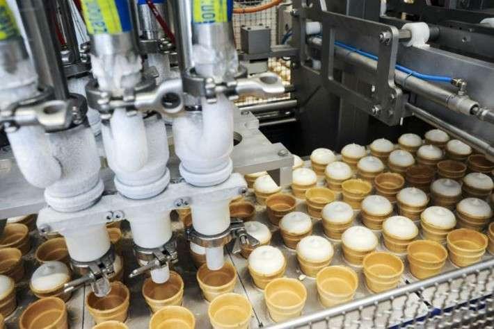 Производство мороженого в России увеличилось в этом году на 10,5%