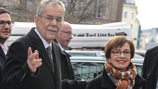 Затянувшиеся выборы в Австрии: президентом станет Ван дер Беллен