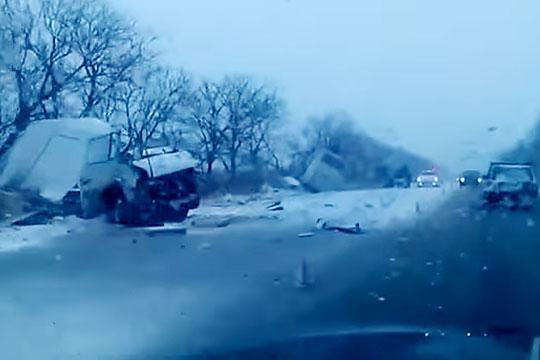 В Югре, в Тюмени, разбился автобус с детьми: погибло 12 человек