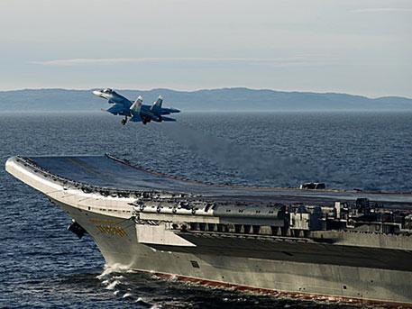 Ударная сила «Адмирала Кузнецова»: на что способны палубные истребители МиГ-29КУБ