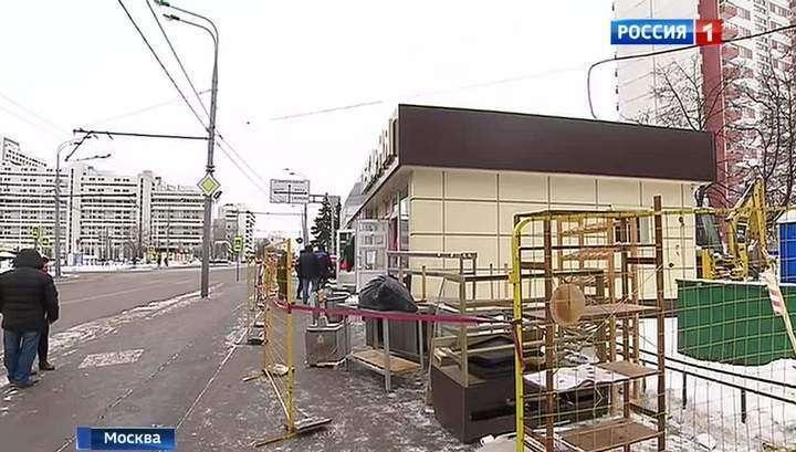 Снос самостроя в Москве проходит мирно: власти демонтируют последние объекты