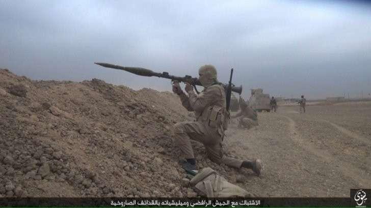 Битва за Мосул: все тяготы и злоключения американских наёмников в Ираке