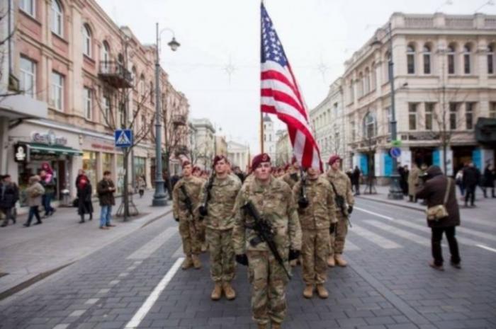 Унижение Литвы: почему солдатам США там всё позволено?