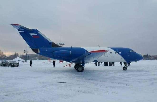 Новосибирский СибНИА приступил к испытаниям двухдвигательного Як-40