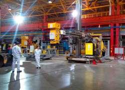 На заводе «Этерно» в Челябинске запущена новая производственная линия