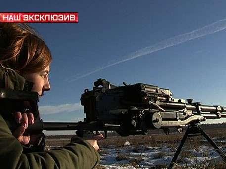 Журналисты «Звезды» испытали новейшие засекреченные пулеметы: видео