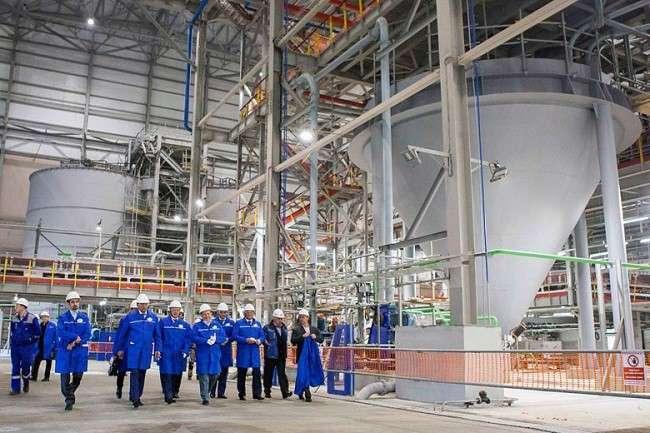Обзор новых производств, открытых в России в ноябре 2016 г.