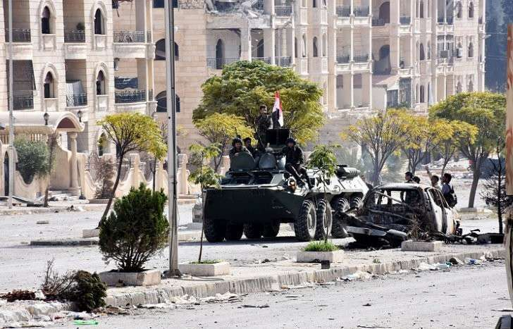 РФ и Китай наложили вето на резолюцию СБ ООН о прекращении огня в Алеппо