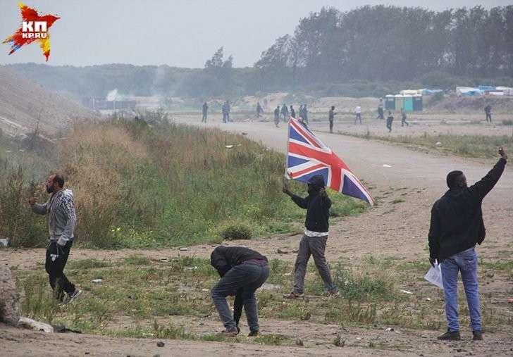 Беженцы пришли как завоеватели Фото: Дарья АСЛАМОВА