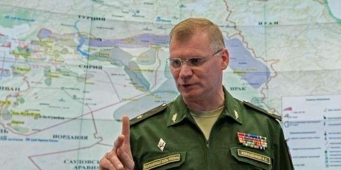 Минобороны обвинило США и Британию в гибели российских  медиков в Алеппо