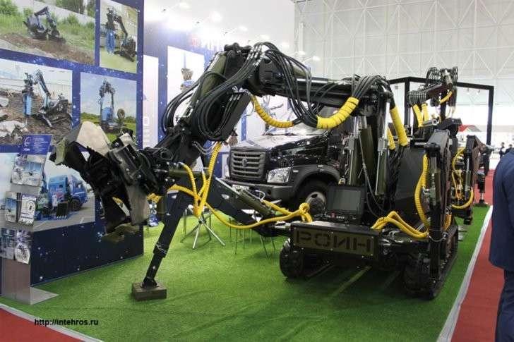 6. Российский роботизированный комплекс Р-300 Сделано у нас, политика, факты