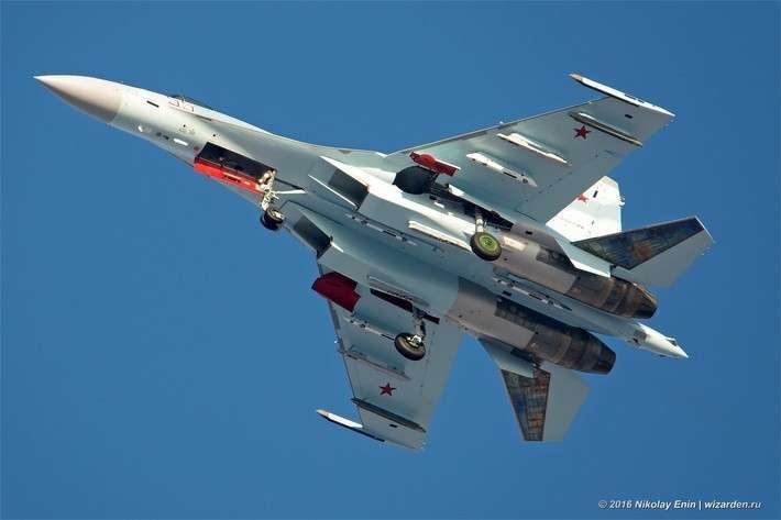 24. Новые Су-35С ВКС России Сделано у нас, политика, факты