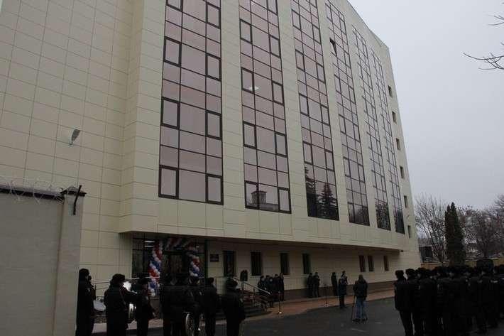 5. В Ставропольском крае открыли новое здание отдела полиции Сделано у нас, политика, факты