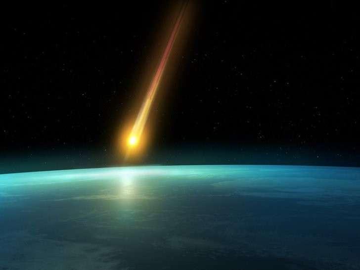 Метеорит в Хакасии засняли на видео и выложили для нас в сеть