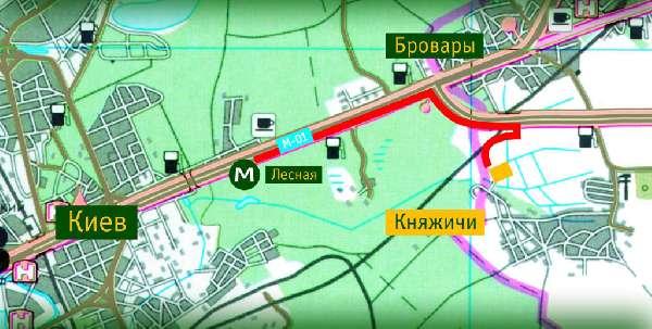 Перестрелка киевских силовиков под Княжичями получила продолжение