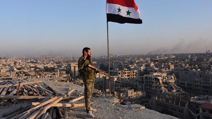 Сирийские войска взяли под контроль еще пять кварталов на востоке Алеппо