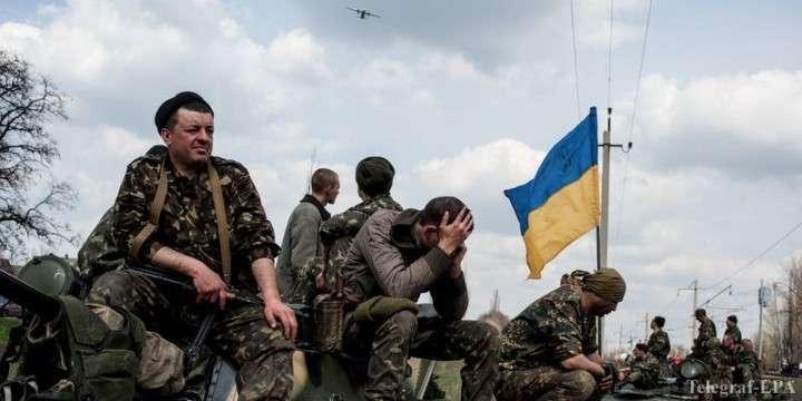 Украина: Министерство обороны дало команду приготовиться к введению военного положения