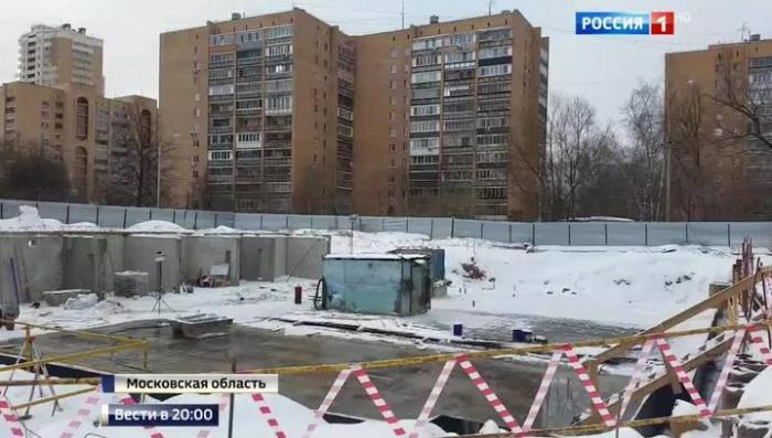 Наследство СУ-155: воры оставили после себя 155 недостроенных домов