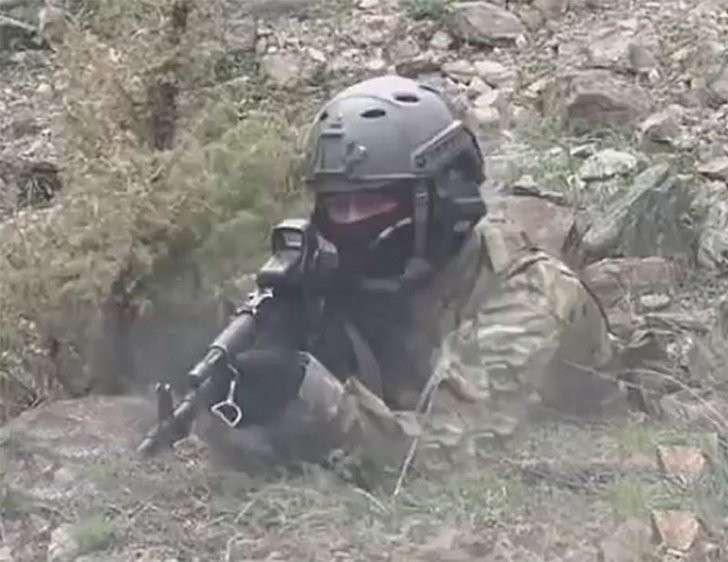 Русский спецназ уничтожает верхушку американских наёмников в Алеппо