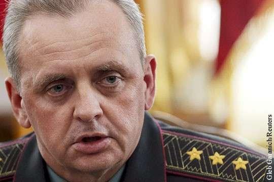 Глава генштаба Украины подсчитал потери в случае 10-дневной войны с «агрессором» (Россией)