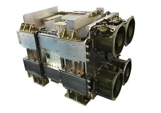 4. Росэлектроники изготовили твердотельный усилитель мощности в мм-диапазоне Сделано у нас, политика, факты