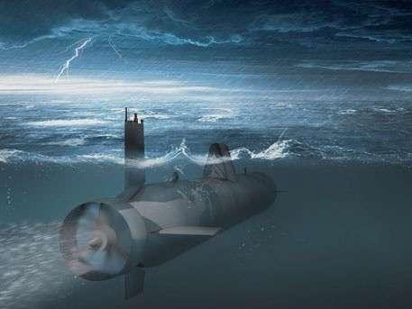 5. Проект робота-имитатора атомных подлодок разработан для ВМФ РФ Сделано у нас, политика, факты