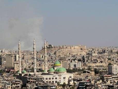 В Алеппо через несколько дней американские наёмники сложат оружие