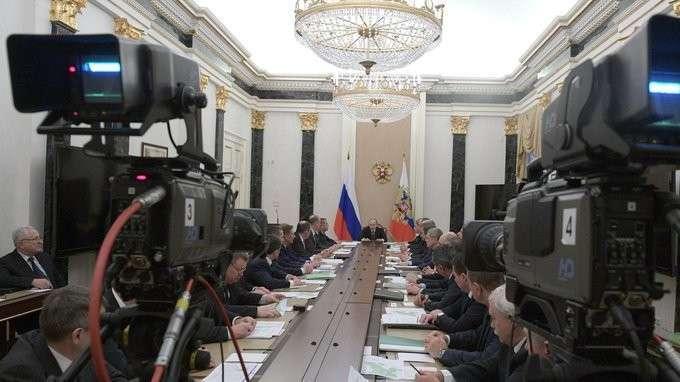 Заседание Совета Безопасности