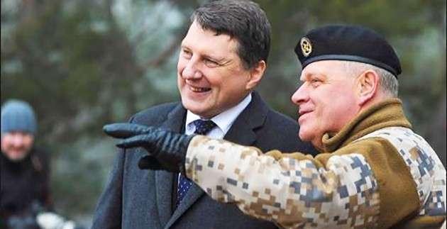 Про «небесную сотню» и привратников ада в Латвии