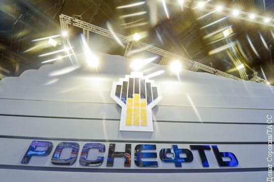 Контрольный пакет остался у государства: акции Роснефти обновили исторические максимумы