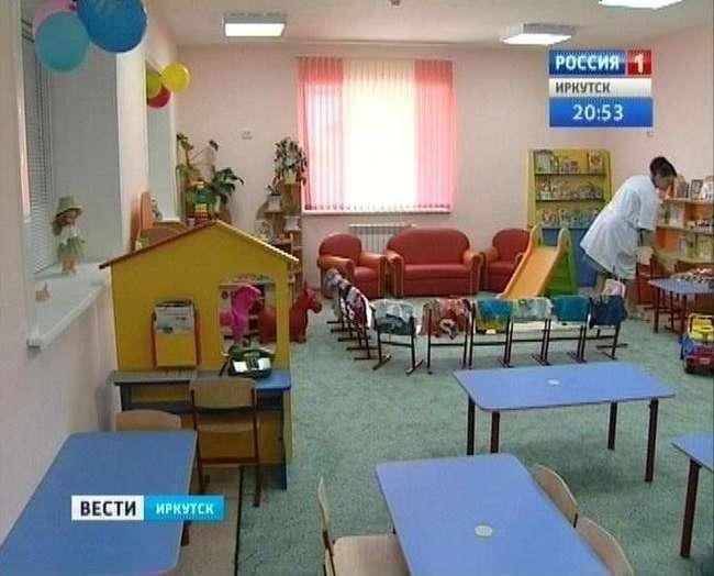 Открыты перестроенные детские сады