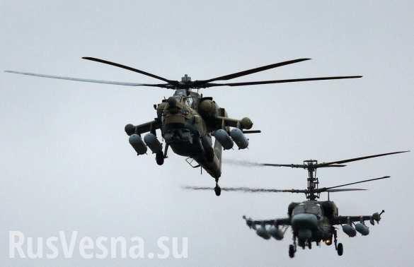 Наёмники ИГИЛ наступают наПальмиру, «Аллигаторы»и«Ночные охотники» ВКС РФ подняты потревоге