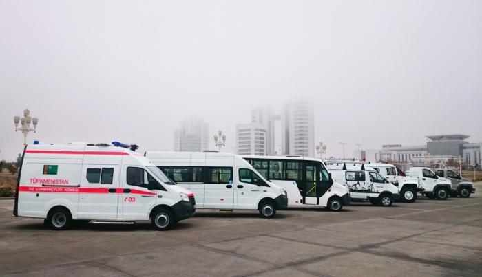 «Группа ГАЗ» представила себя на выставке «Нефть и газ Туркменистана 2016»