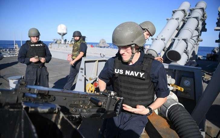 Шестой флот США готовится порвать международную конвенцию Монтрё