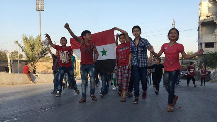 Неприкасаемый восток: как Запад защищает Алеппо от освобождения