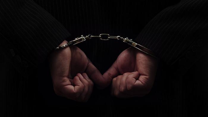 В Петербурге задержали сотрудника МВД за вымогательство 100 млн рублей