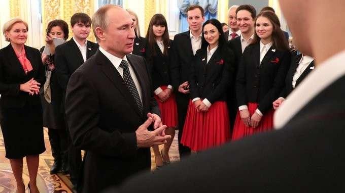 Встреча счленами национальной сборной WorldSkills-Russia