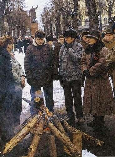 13 января 2017 года в Риге, не дай Бог, состоится Майдан