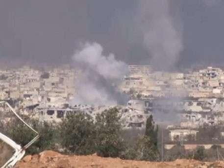 Американские наёмники из ИГИЛ нанесли удар по окрестностям Пальмиры