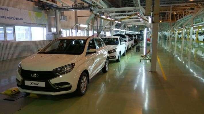 АвтоВАЗ запустил в Кахахстане производство Lada Vesta, Xray, Largus и Granta в кузове лифтбек