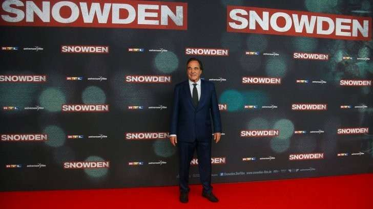 Оливер Стоун: Во время съемок «Сноудена» я просто звонил Путину