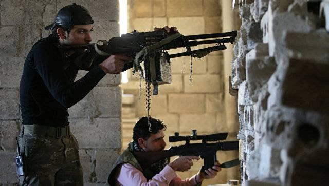 Отряды оппозиции при поддержке Турции вошли в сирийский Эль-Баб