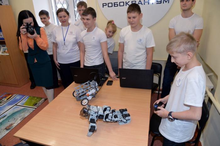 17 детских технопарков «Кванториум» открывается повсей стране