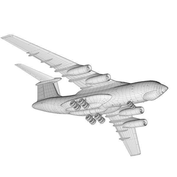 В России начинается серийное производство нового тяжёлого военно-транспортного самолета Ил-476